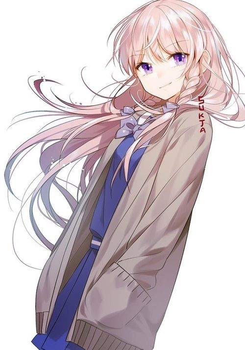 Photo of Anime Girl discovered by Sae on We Heart It