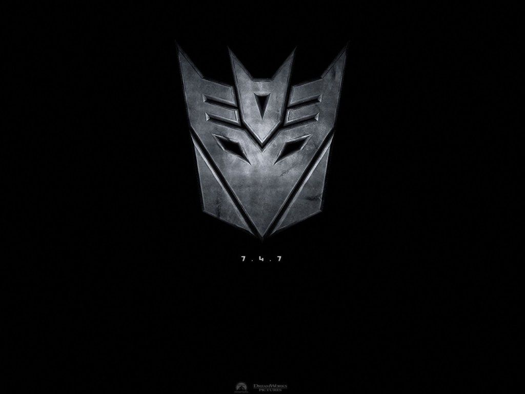 Transformers Autobot And Decepticon Logo 7 Wallpaper