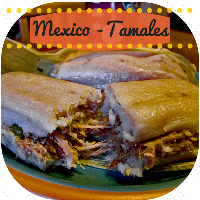 Mexico - Tamales