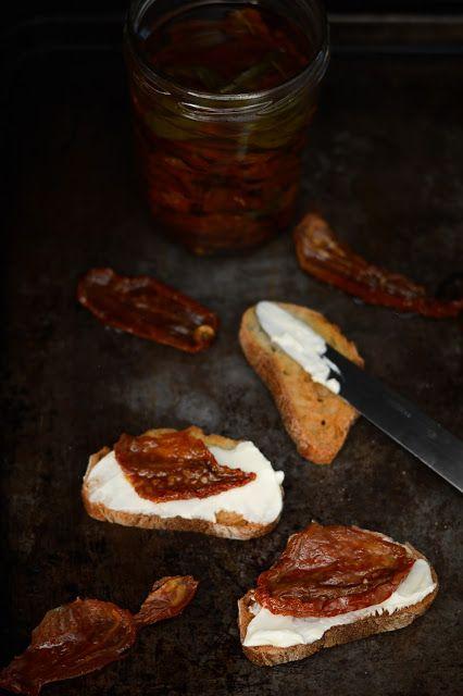 Chic, chic, chocolat...: Tomates séchées à l'huile d'olive
