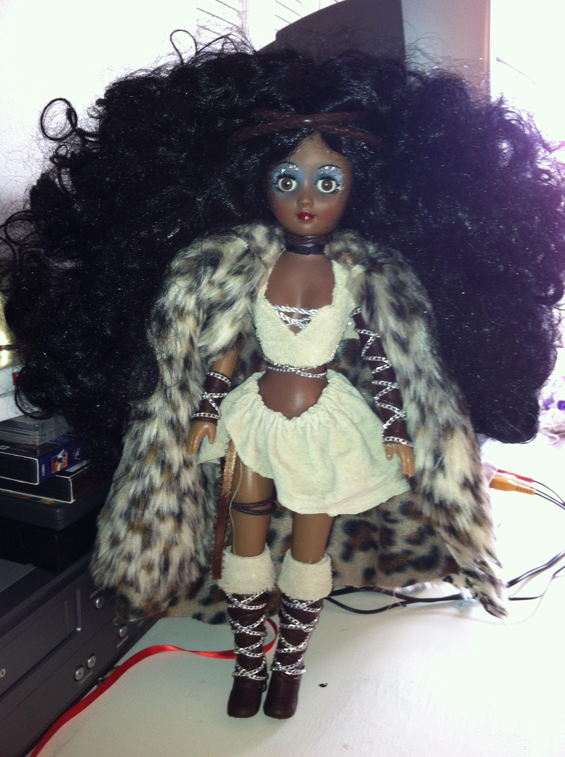 Zula: warrior maiden of the jungle