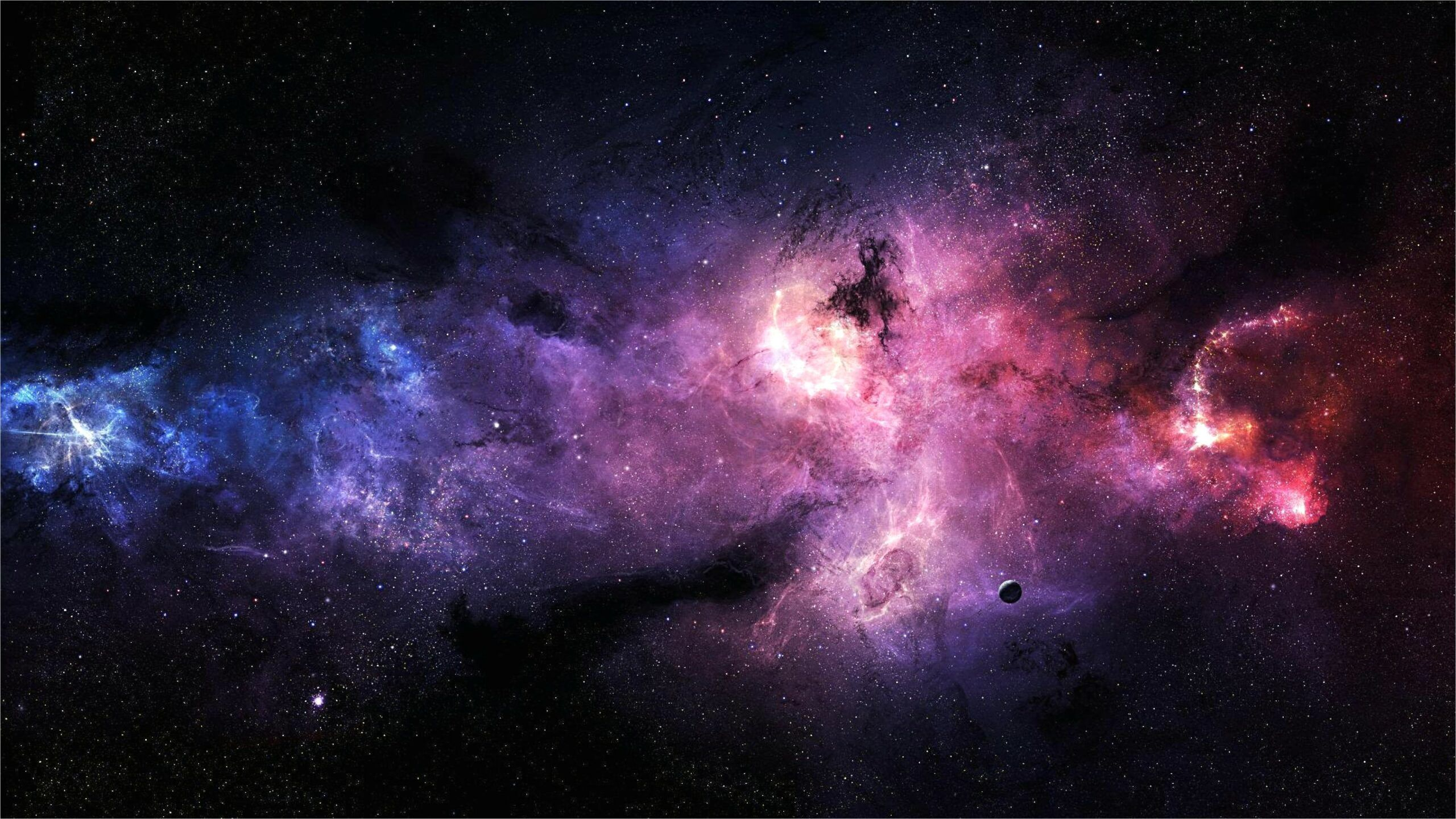 4k Hdr Space Wallpaper In 2020 Wallpaper Space Purple Galaxy Wallpaper Outer Space Wallpaper