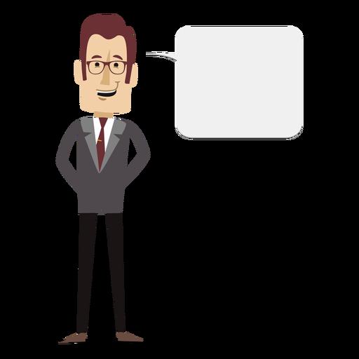 Businessman Cartoon Text Bubble Png Text Bubble Office Cartoon Cartoon