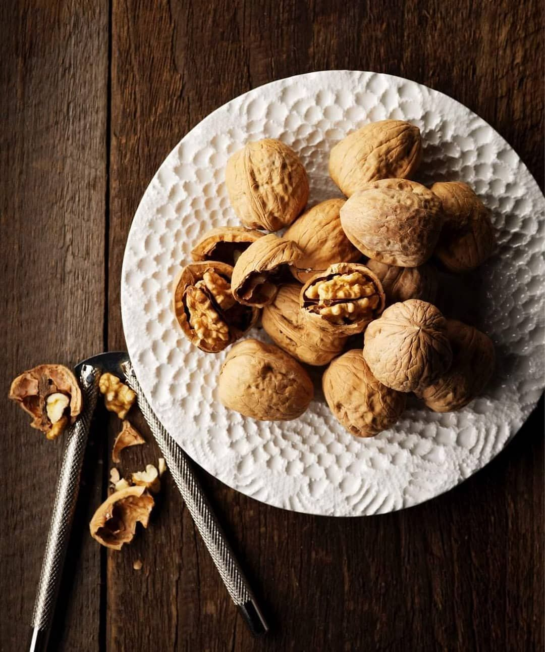 Eating healthy can be as easy as adding a handful of walnuts to your diet every day. Did you have your daily dose today? #CaliforniaWalnuts #WalnutsForWellness #NationalNutritionMonth . . . . . . #californiawalnuts #californiawalnutsindia #walnut #health #healthy #healthyeating #healthyfood #healthyliving #healthylifestyle #nutrition #diet #india #walnutsnutrition Eating healthy can be as easy as adding a handful of walnuts to your diet every day. Did you have your daily dose today? #CaliforniaW #walnutsnutrition