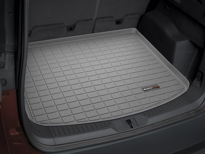Tan Weathertech Custom Fit Cargo Liners For Ford Escape Automobilia