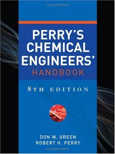 Bestseller Books Online PerryS Chemical Engineers Handbook