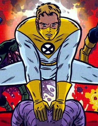 Zeitgeist Axel Cluney X Force Marvel Character Marvel Universe