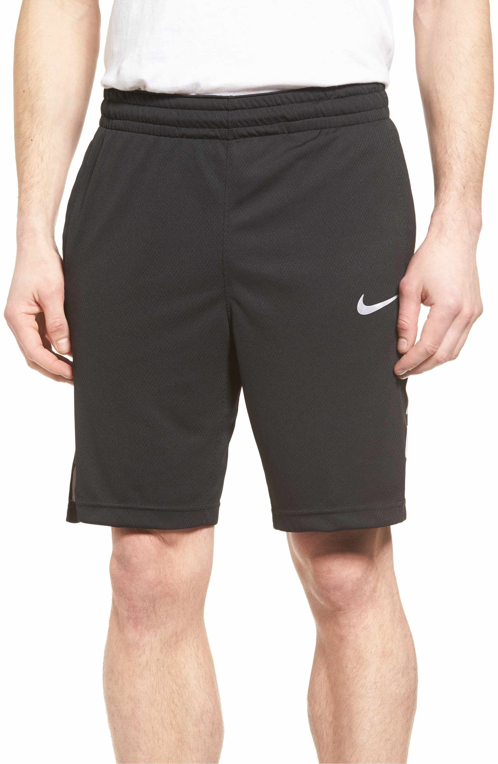 Nike Elite Stripe Basketball Shorts (Regular Retail Price: $45.00)