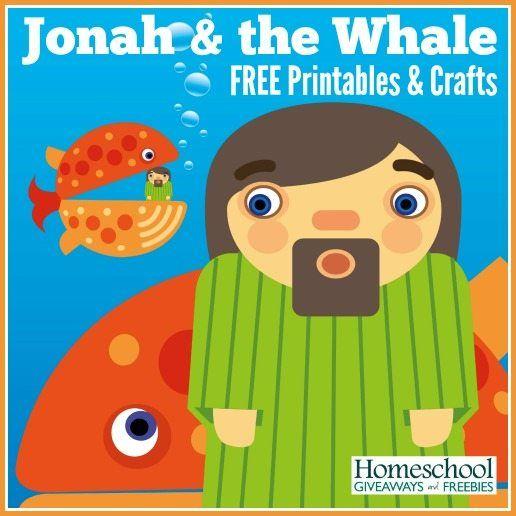 crafts for kids jonah