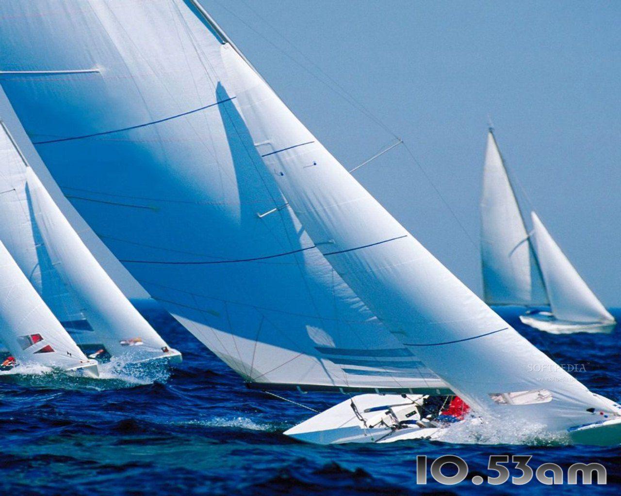 Download Sailing Yachts Free Screensaver 2 0 Mit Bildern