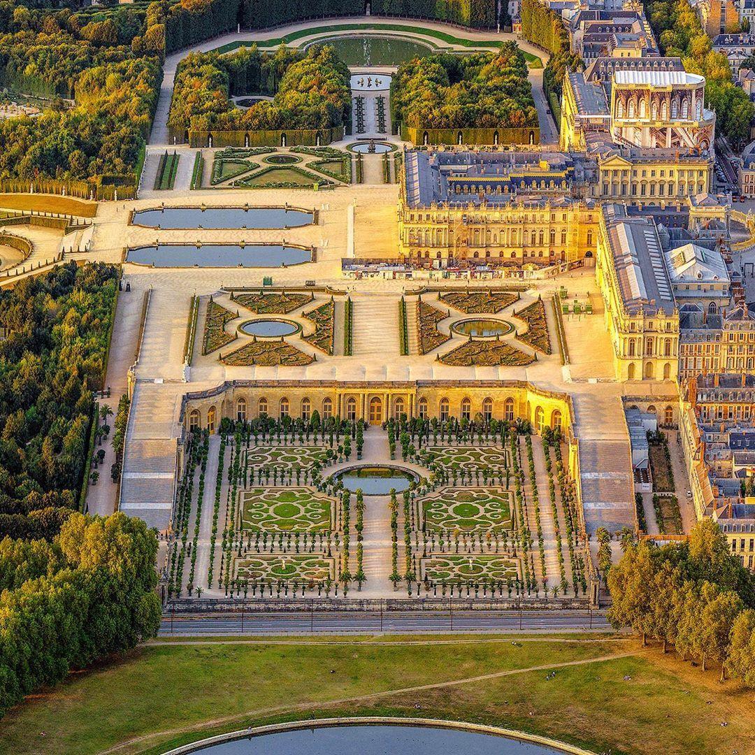 Chateau De Versailles On Instagram Les Jardins De