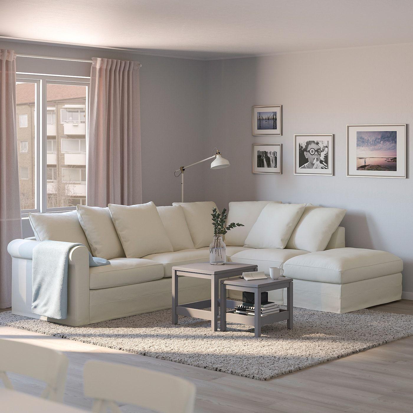 IKEA VINDUM Rug, high pile white in 2020 Living room