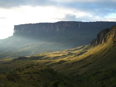 Mount Roraima Venezuela HQ wallpaper