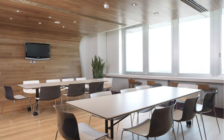 Cafeteria comedor oficina moderno decoracion via for Comedor para oficina