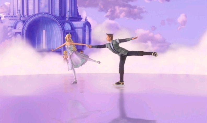 Barbie Movies Photo: Magic of Pegasus