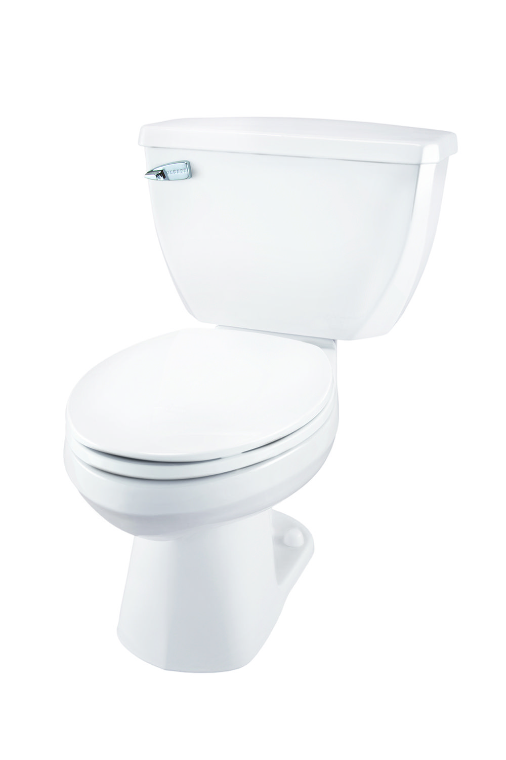 Viper 1 28 Gpf 10 Rough In Two Piece Elongated Toilet Gerber Plumbing Elongated Toilet Seat Old Closet Doors Toilet