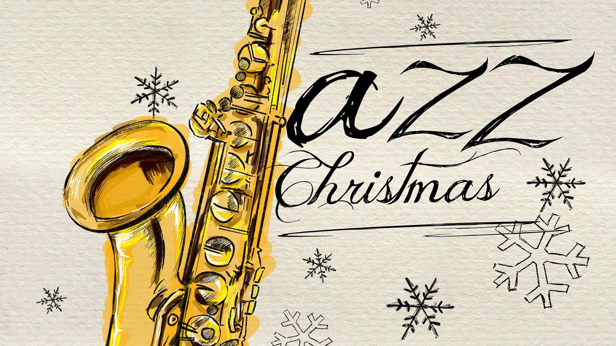 Instrumental Christmas Jazz Playlist Classic Christmas Carols Jazz C... | Music themed wedding ...