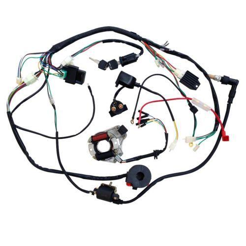 Motorcycle Parts Diagram Atv Quads Atv Ignition Coil