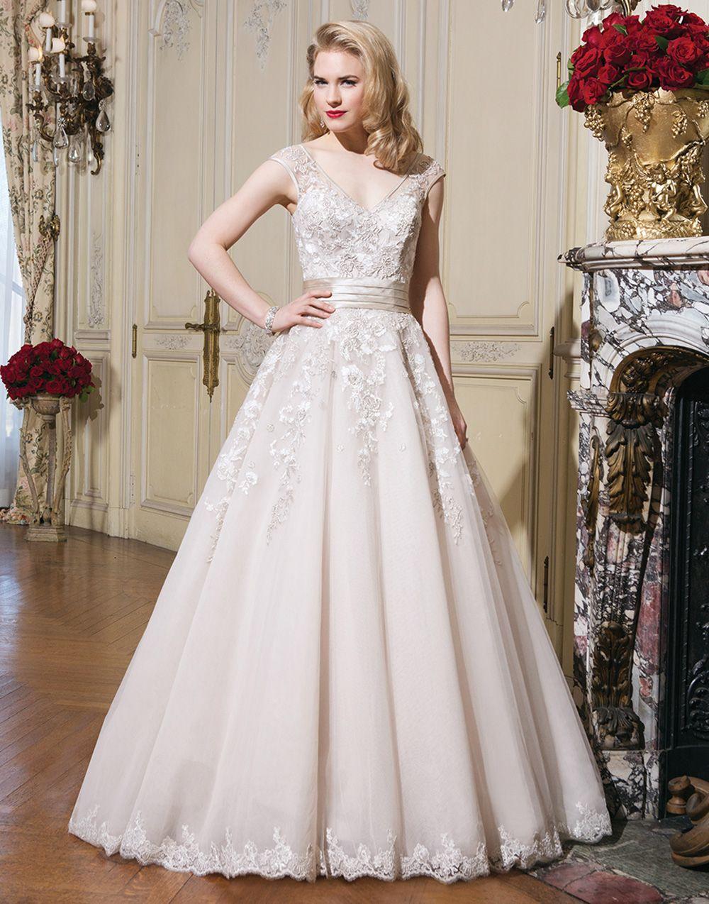 Justin Alexander wedding dresses style 8760 | Pinterest | Lace ball ...