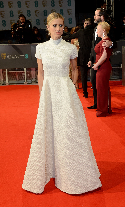 BAFTA Awards 2015 Red Carpet Fashion