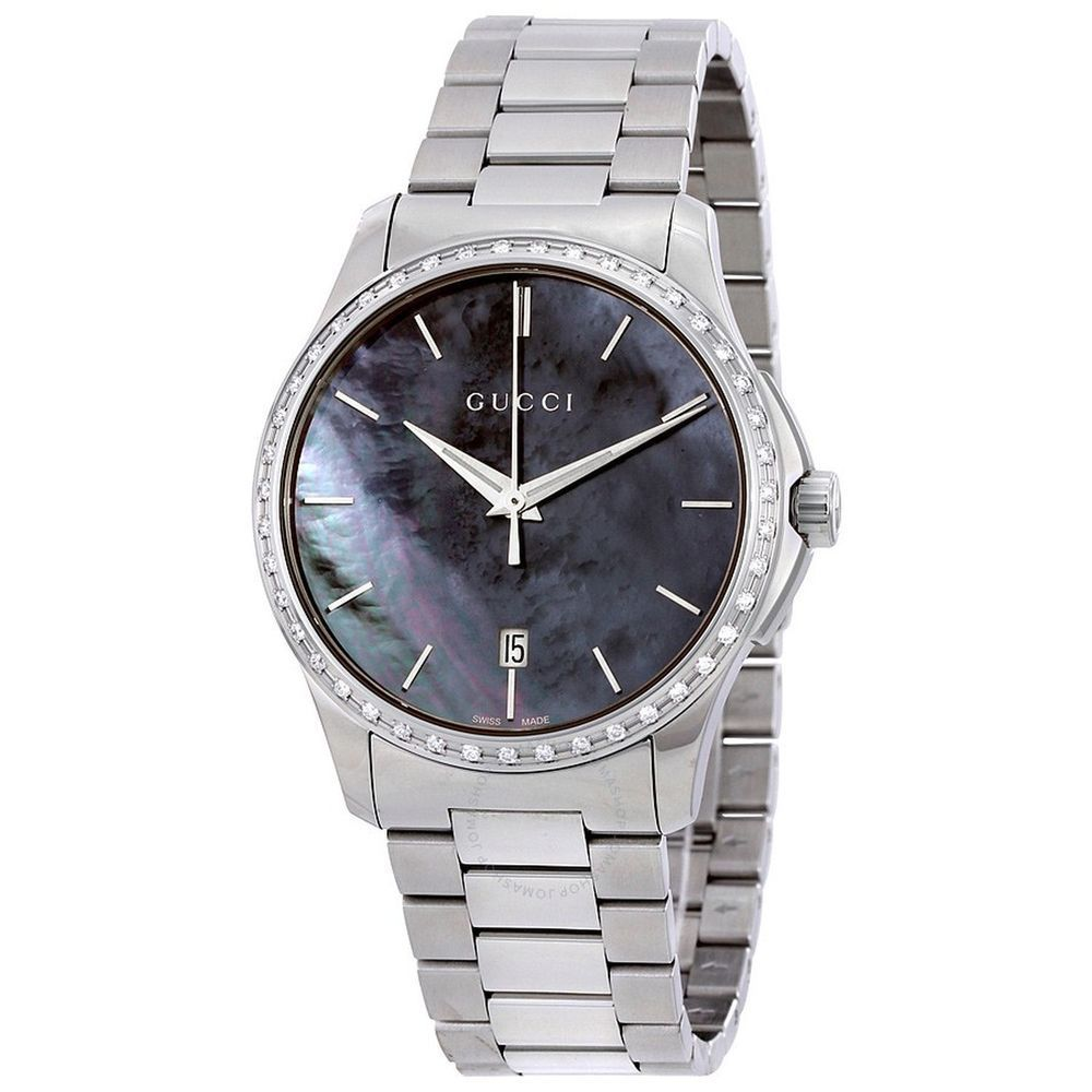 e022a600313 Gucci YA126458 Women s G-Timeless Silver-Toned Quartz Watch in 2018 ...