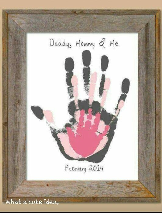 Cute Craft Idea For Parents And Kids To Share Diy Ideas For