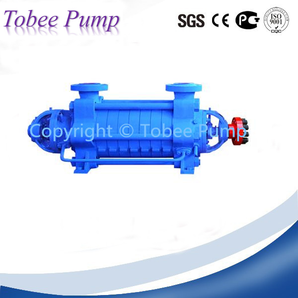 TDG Multistage Water Pump is suitable for transporting