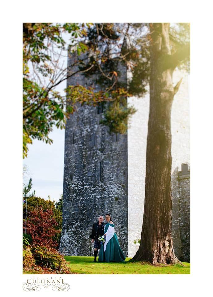 Anesia & Sean renewing their marriage vows at Blackwater ...
