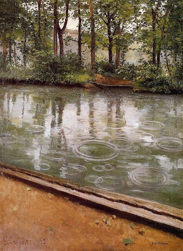 by Gustave Caillebotte (1848-1894)
