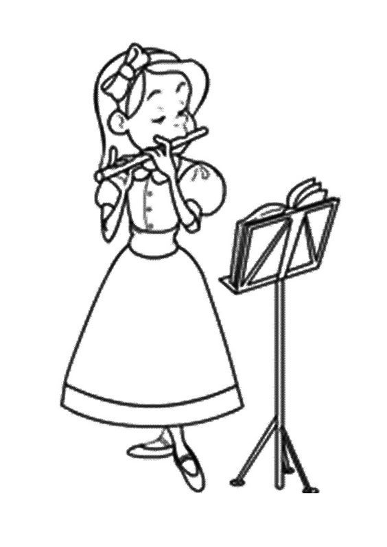 20 Music Themed Coloring Pages Click To Take A Look Or Repin