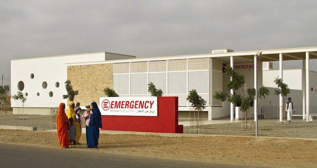 Centro Pediatrico 'Emergency', Port Sudan _ TAMassociati