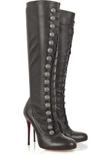 c7bed1f6e16 Christian Louboutin Military Boots