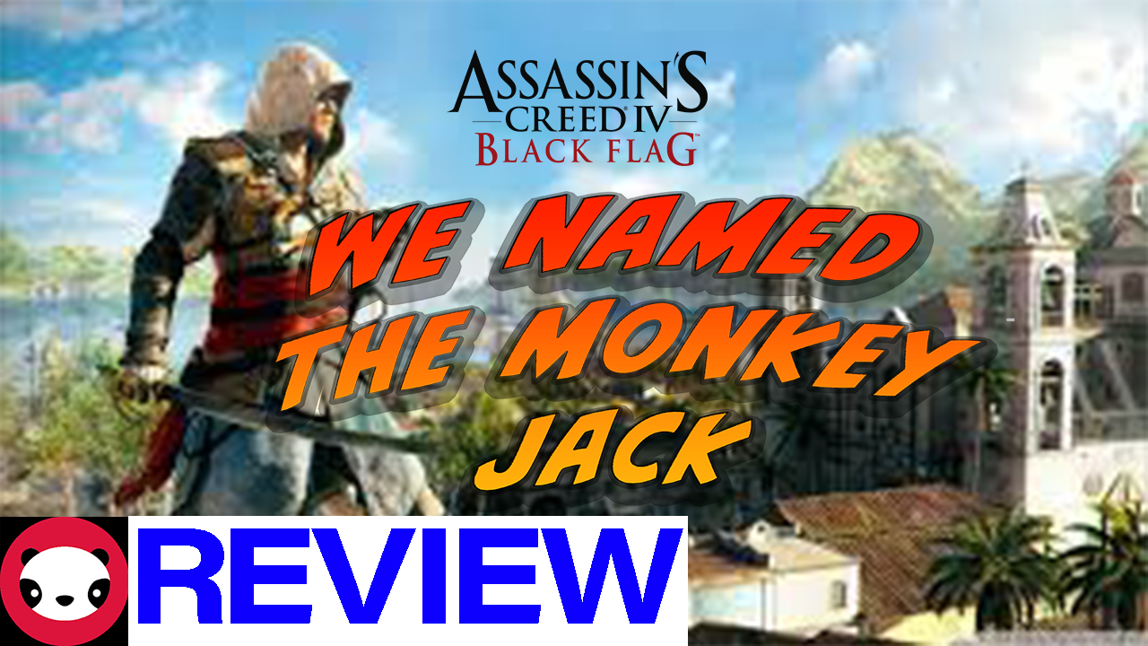 Fuzzy Logic S Game Review Of Assassin S Creed Iv Black Flag Black Flag Assassins Creed 4 Logic Games