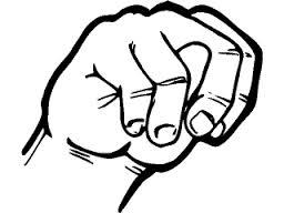 Sign N Sign Language Alphabet American Sign Language Sign Language