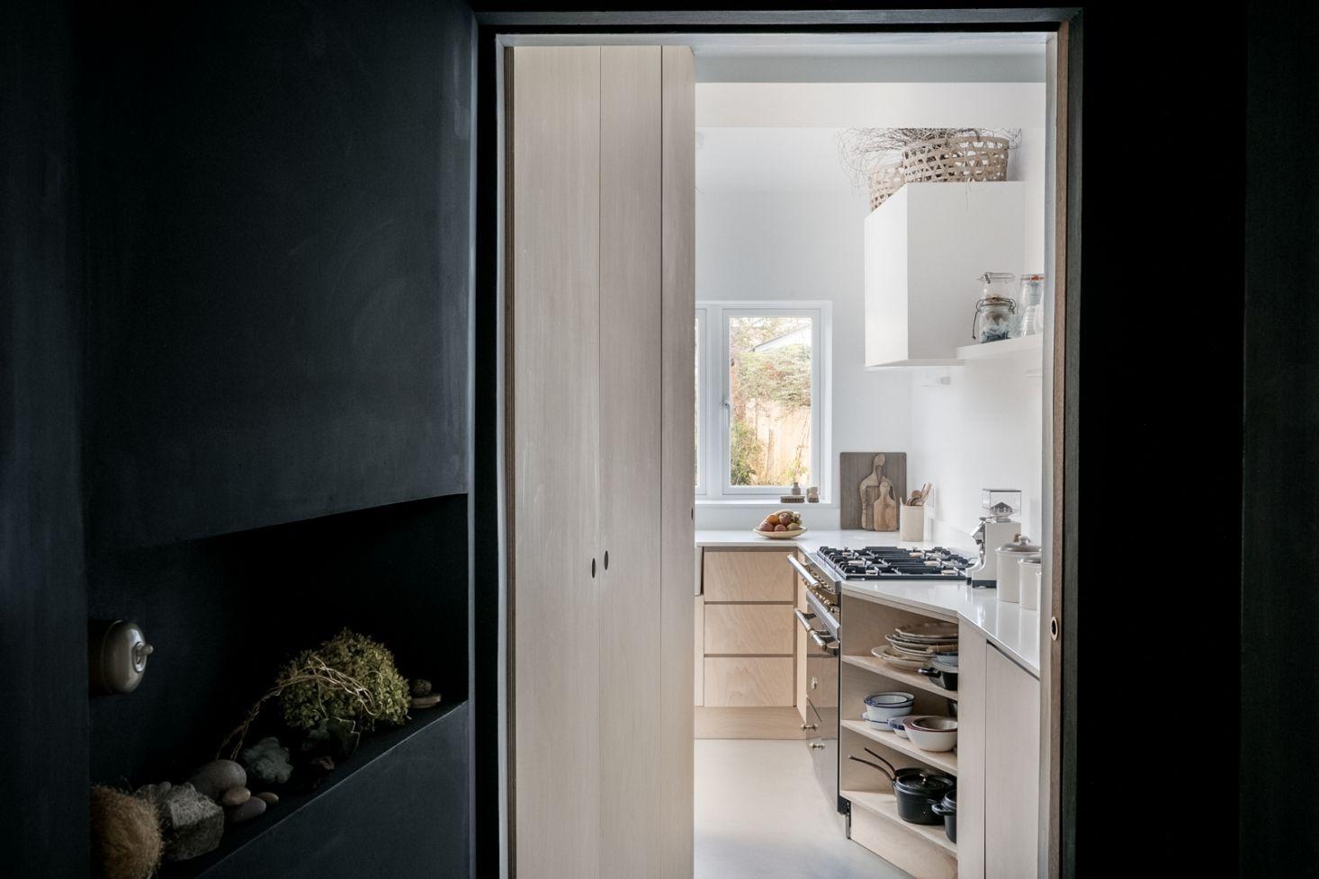 The botanical life at home with london stylist yasuyo harvey kitchen sinkshouse beautifulmodern