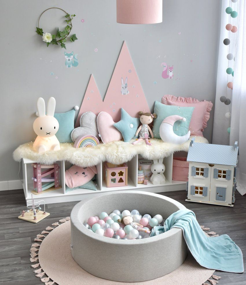 Kinderzimmer Ideen & Shop the Look bei Fantasyroom