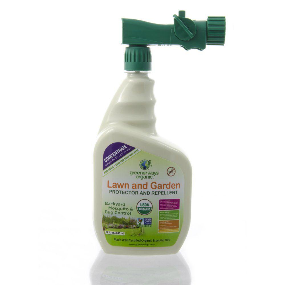MosquitoProof Backyard Best Mosquito Yard Sprays