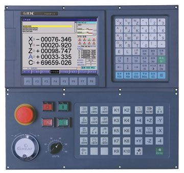 Standalone CNC controller - no PC or software required  Nice