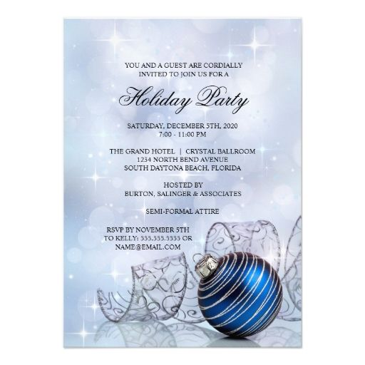 Corporate Holiday Party Invitation Templates CBT Pinterest - event invitation templates
