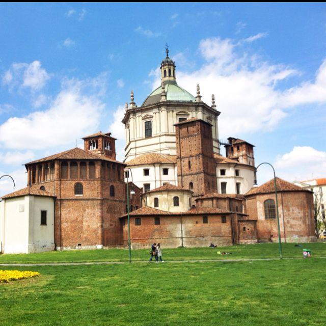 Basilica di San Lorenzo Maggiore/ Milan | Viajes