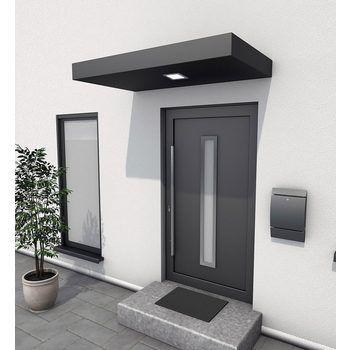 Photo of Kjøp GUTTA Canopy Set »BS 200«, 200 cm, med sidedel, Anthracite Aluminium online OTTO