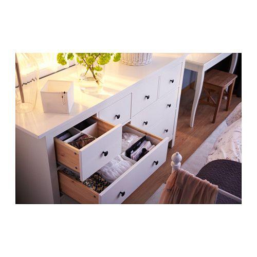 Ikea Hemnes Kommode 8 Schubladen