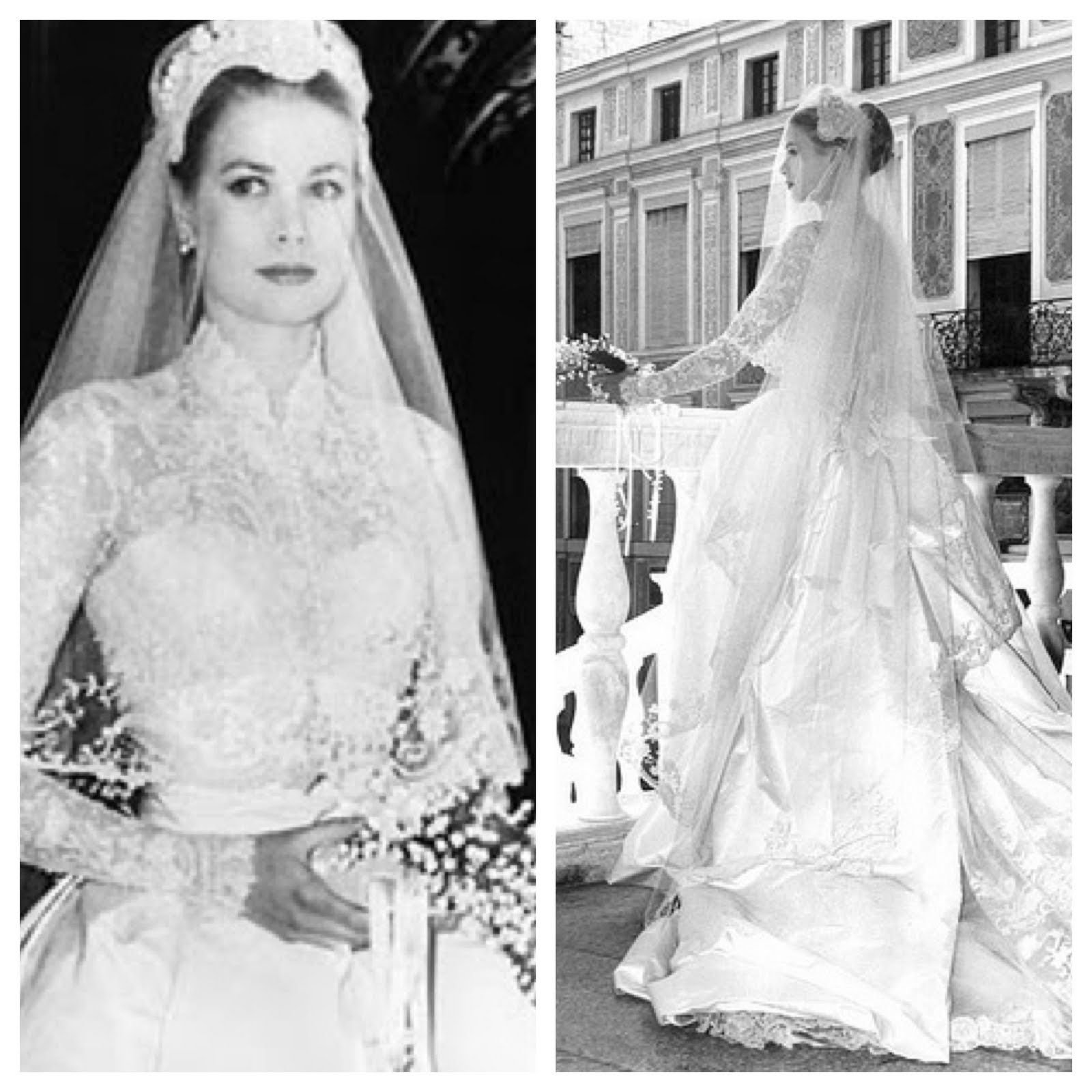 grace kelly wedding gown impressive | doll collecting bridal