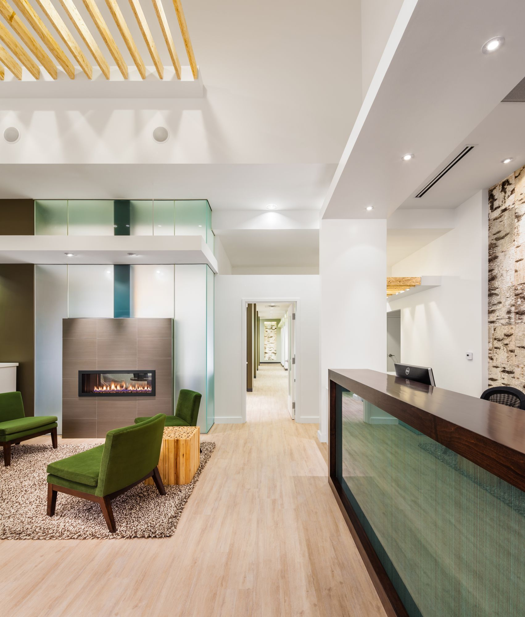 Dental Office Design: Dentistry at Golden Ridge | Dental ...