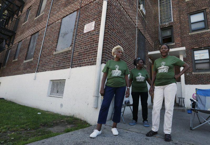 Residents Of Newark S Terrell Homes Want To Stay Newark Terrell Newark New Jersey