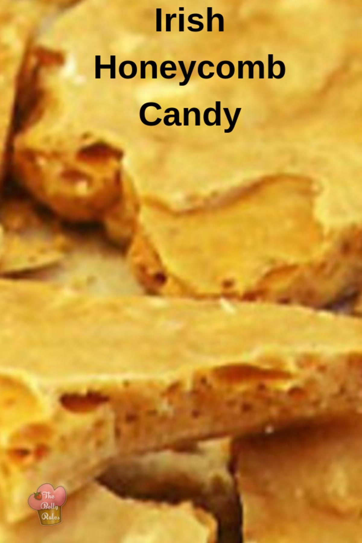Irish Honeycomb Candy