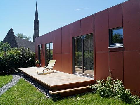 Diese Mini Hauser Konnt Ihr Euch In Deutschland Kaufen Micro Haus Container Haus Kaufen Gunstiges Haus