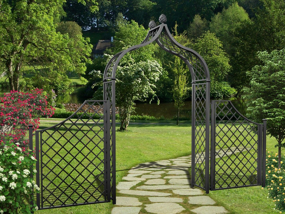 R5 152 Vzh Rosenbogen Garten Brighton