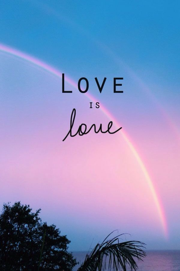 Love Wallpaper For Iphone Tumblr : iPhone Wallpapers Love wins. All my love to the families ...