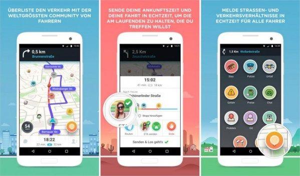 Waze 4 0 Avec Un Nouveau Look Arrive Sur Le Play Store Droid
